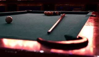 pool table recovering in fort smith content